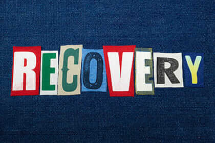 recovery and addiction treatment