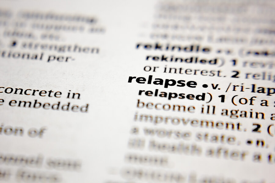 How to Recognize the Relapse Warning Signs